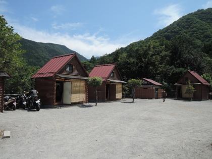 丹沢 湖 キャンプ